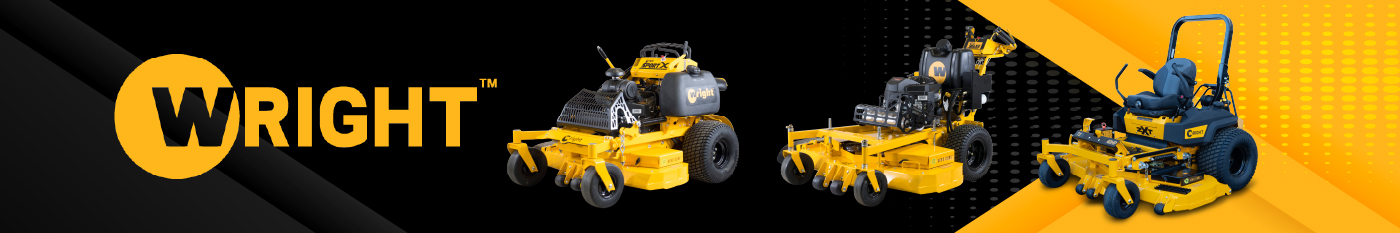 Wright Zero Turn Mowers